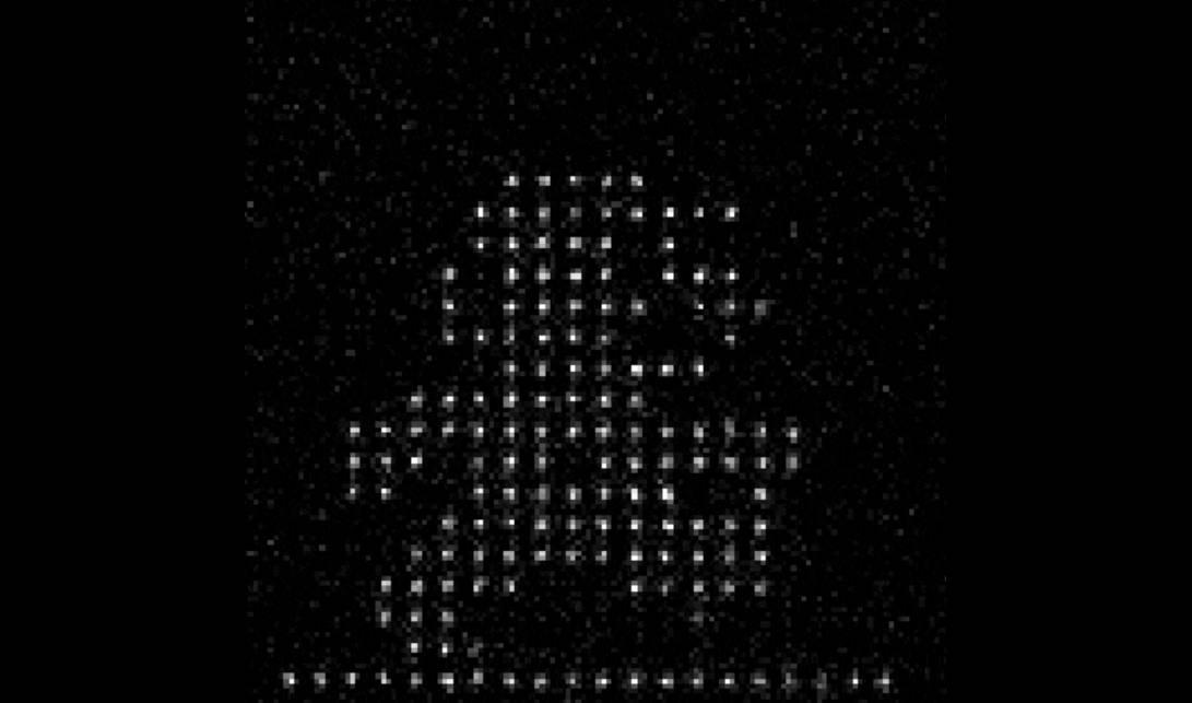 Mario created using qubits, in an MIT-Harvard quantum computer