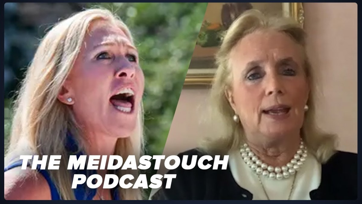 The congresswoman Marjorie Taylor Greene yelled at yesterday speaks out | Boing Boing