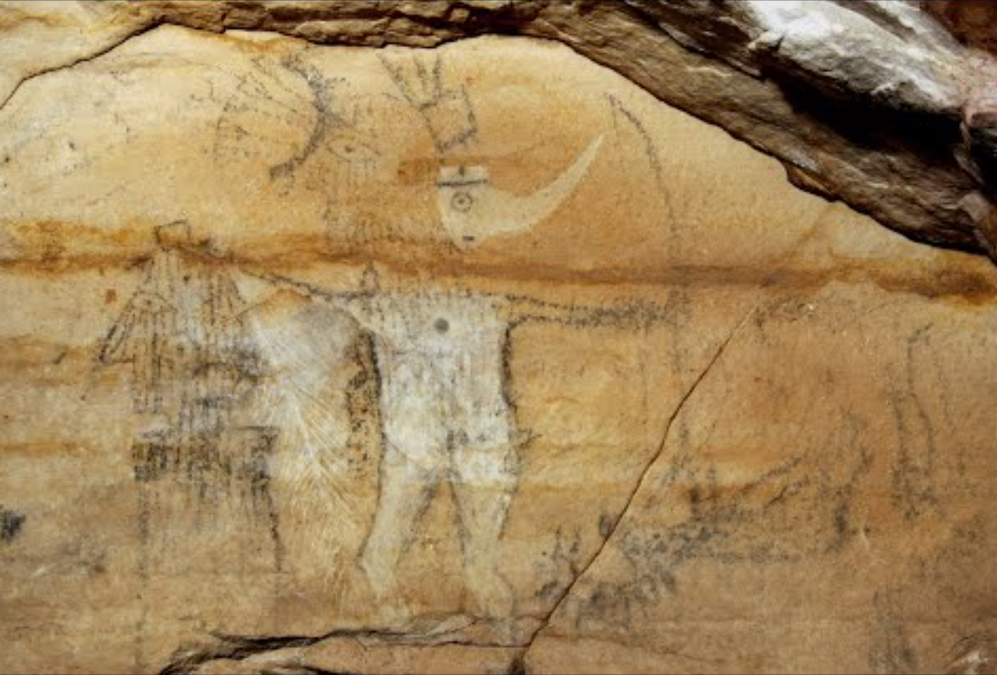 A Missouri cave filled with 1,000-year-old indigenous paintings sold at auction and the Osage Nation want it back