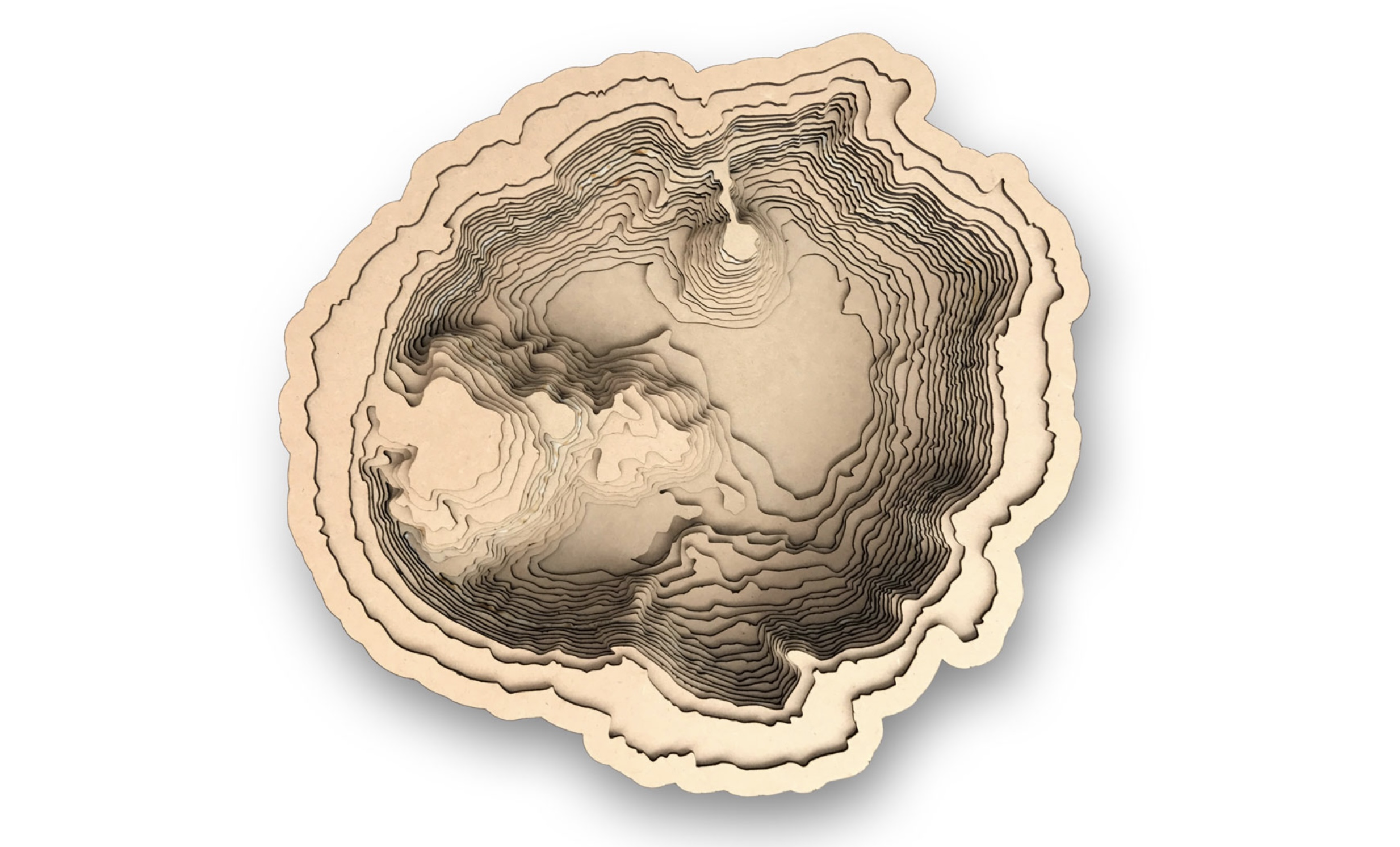Topological bowls