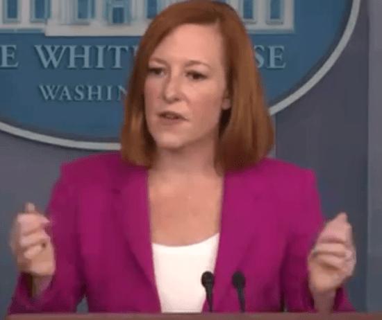 Jen Psaki reflects on Trump's super effective border visits   Boing Boing