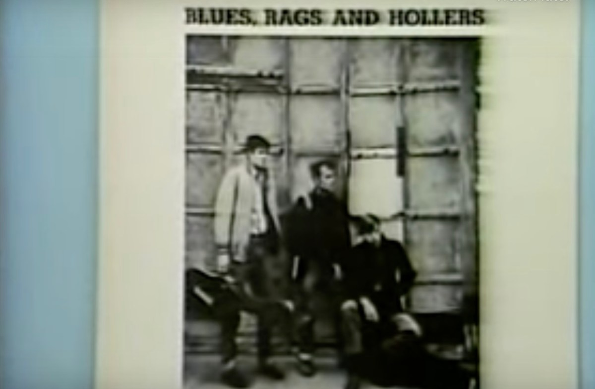Life and times of folk-blues trio | Boing Boing