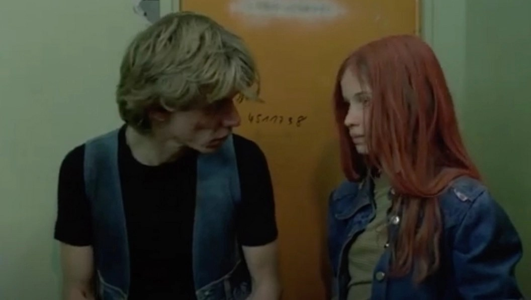 Christiane F. is a great German film from 1981 about Vera Christiane Felscherinow