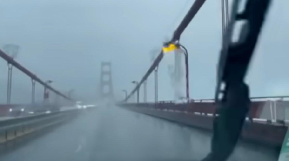 "Watch: Golden Gate Bridge ""howling"" during storm | Boing Boing"