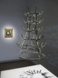 Porte-bouteilles - Marcel Duchamp