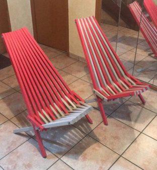 chaise polynésienne