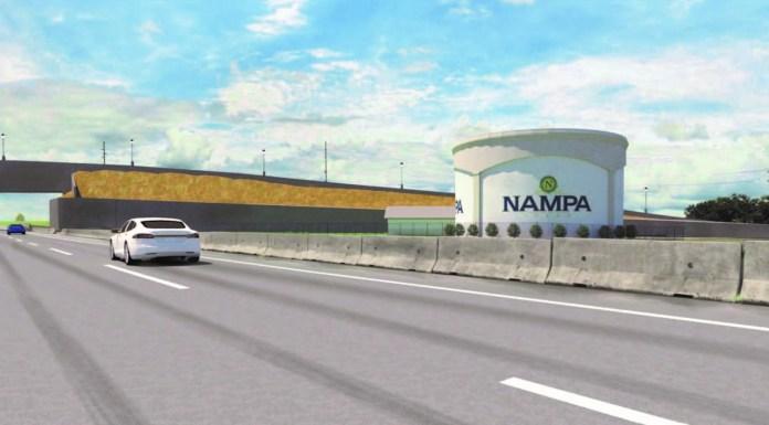 Nampa Water Tower