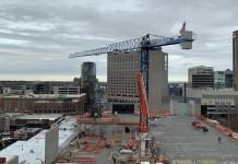 Boise crane