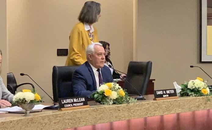 Former Boise Mayor Dave Bieter