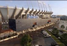 Albertsons Stadium rennovation