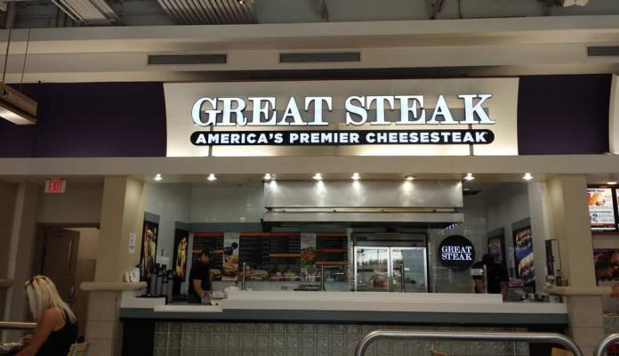 Great Steak Boise closed
