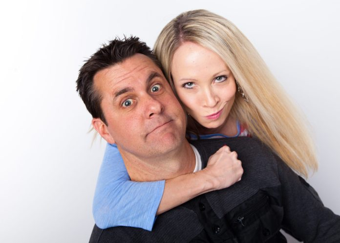 Rick Dunn and Carly Cash