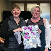 Holly Quilt To Carol