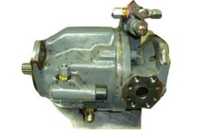 Tracteur JCB Fastrac pompe hydraulique boite vario