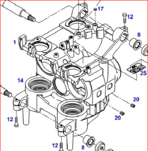 Forum and FAQ: Fendt JCB Massey Vario Gearbox Problem - Reparation