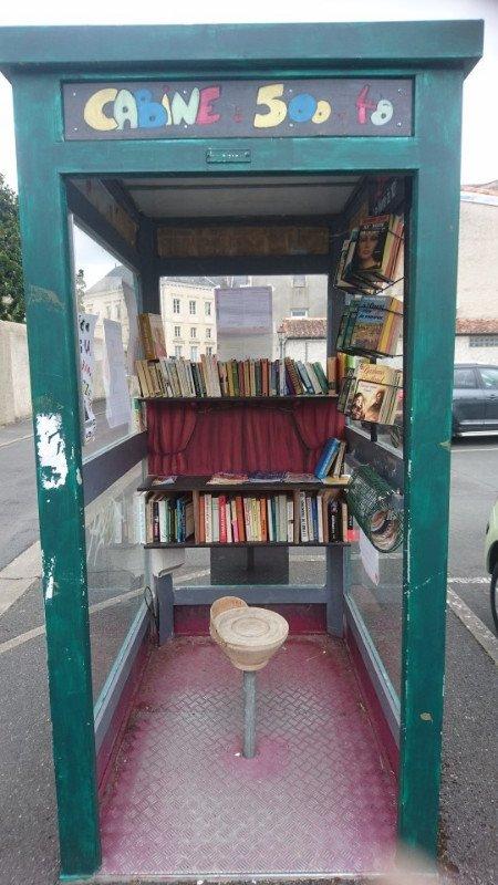 Le Temps Des Livres Montmorillon : temps, livres, montmorillon, Montmorillon, Boîte, Livres