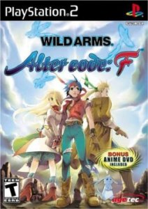 Wild_ARMs_Alter_Code_F