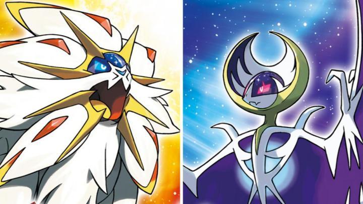 Pokémon Sun & Moon : de nouveaux pokémons