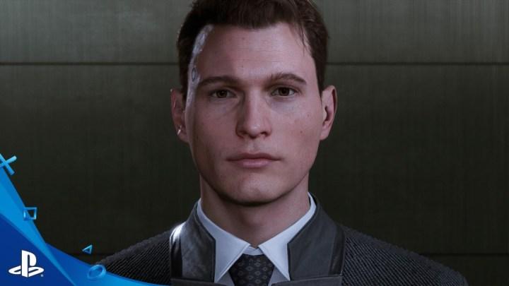 Du gameplay pour Detroit Become Human