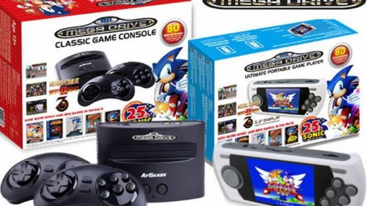 La Mega Drive Classic annoncé pour Octobre 2016