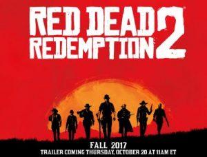 Red Dead Redemption 2 officialisé