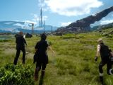 Du gameplay pour Final Fantasy XV