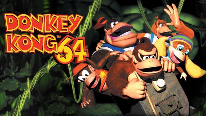 OST de la semaine #26 : Angry Aztec – Donkey Kong 64