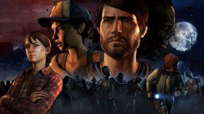 Une sortie physique pour The Walking Dead : The Telltale Series – A New Frontier