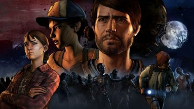 Une sortie physique pour The Walking Dead : The Telltale Series – A New Frontier
