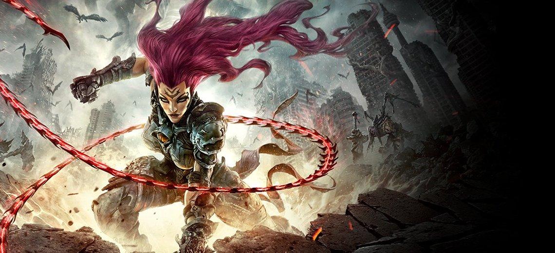 Darksiders III: premières images, trailer et gameplay