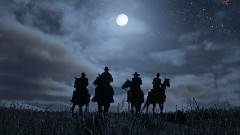 Sortie repoussée pour Red Dead Redemption 2