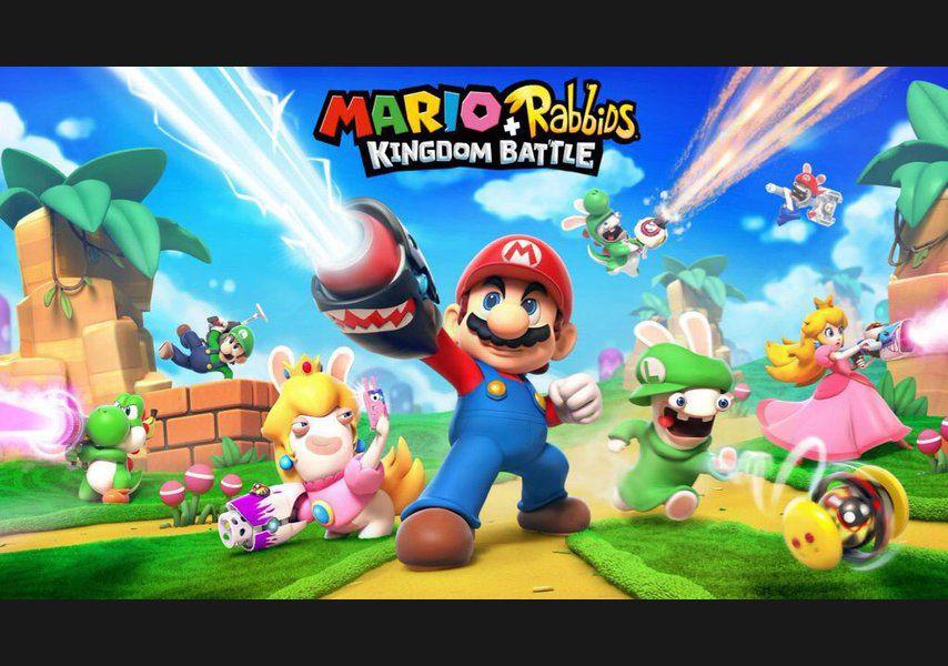 Un season pass et du gameplay pour Mario + The Lapins Crétins Kingdom Battle