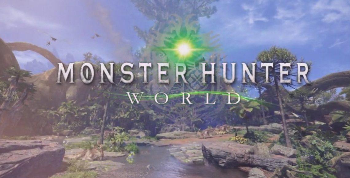 Monster Hunter World : Nouvelle vidéo de gameplay