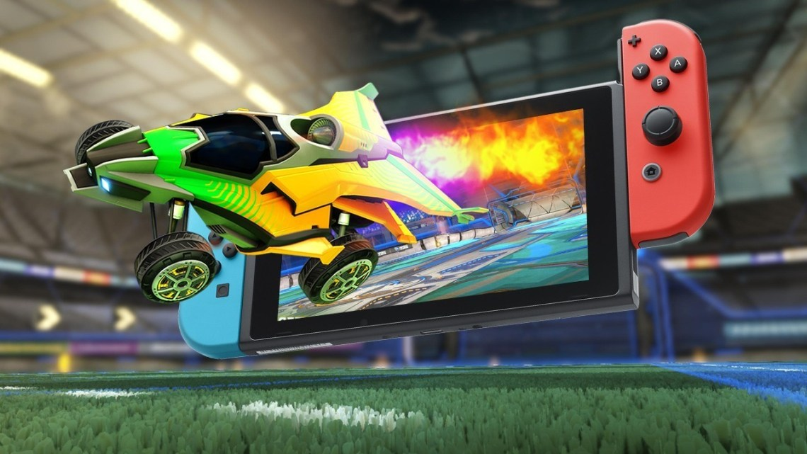 [MAJ] Rocket League arrive sur Switch