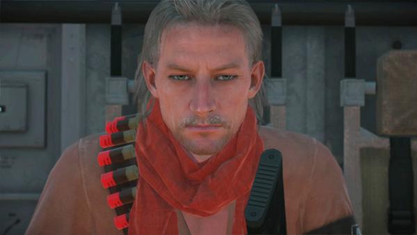 Metal Gear Solid V : Une MAJ pour le premier Août