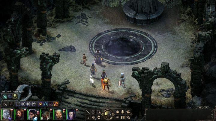 Pillars of Eternity disponible bientôt.