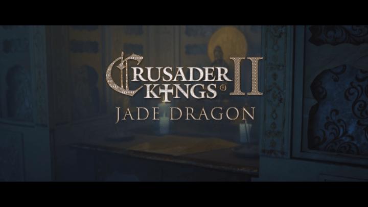 Jade Dragon, nouvelle extension de Crusader Kings II