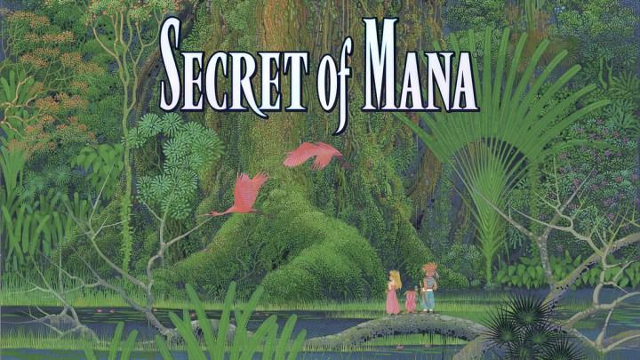 Un remake 3D annoncé pour Secret of Mana :