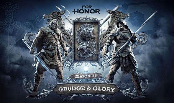 For Honor saison 03: Grudge and Glory