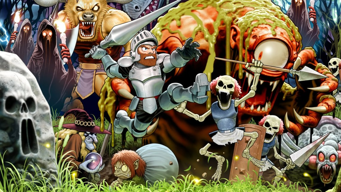 OST de la semaine #51 : Super Ghouls 'n Ghosts