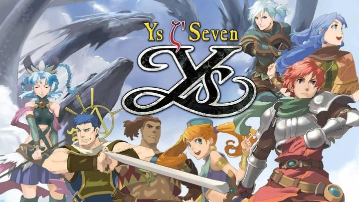 Une date de sortie PC pour Ys Seven