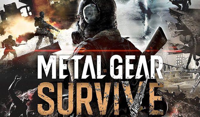 Trailer de la semaine #35 : Metal Gear Survive Solo Trailer