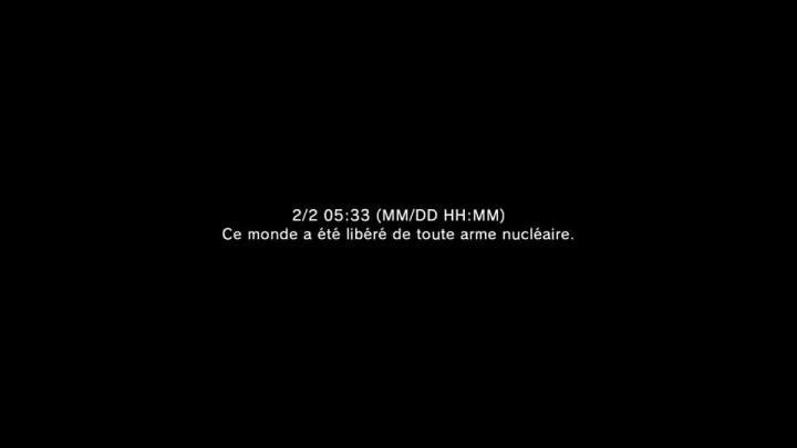 Metal Gear Solid V : Désarmement nucléaire enfin?