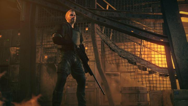 Test : Metal Gear Survive