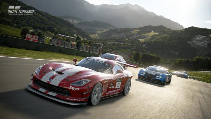 Mise à jour 1.13 de Gran Turismo Sport