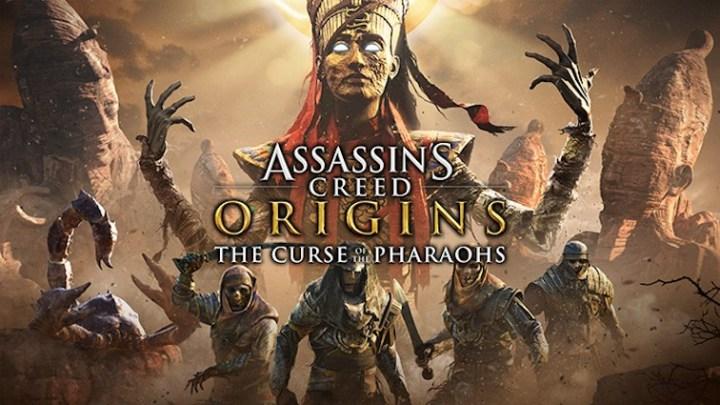 Assassin's Creed Origins : les nouveautés du mois de Mars
