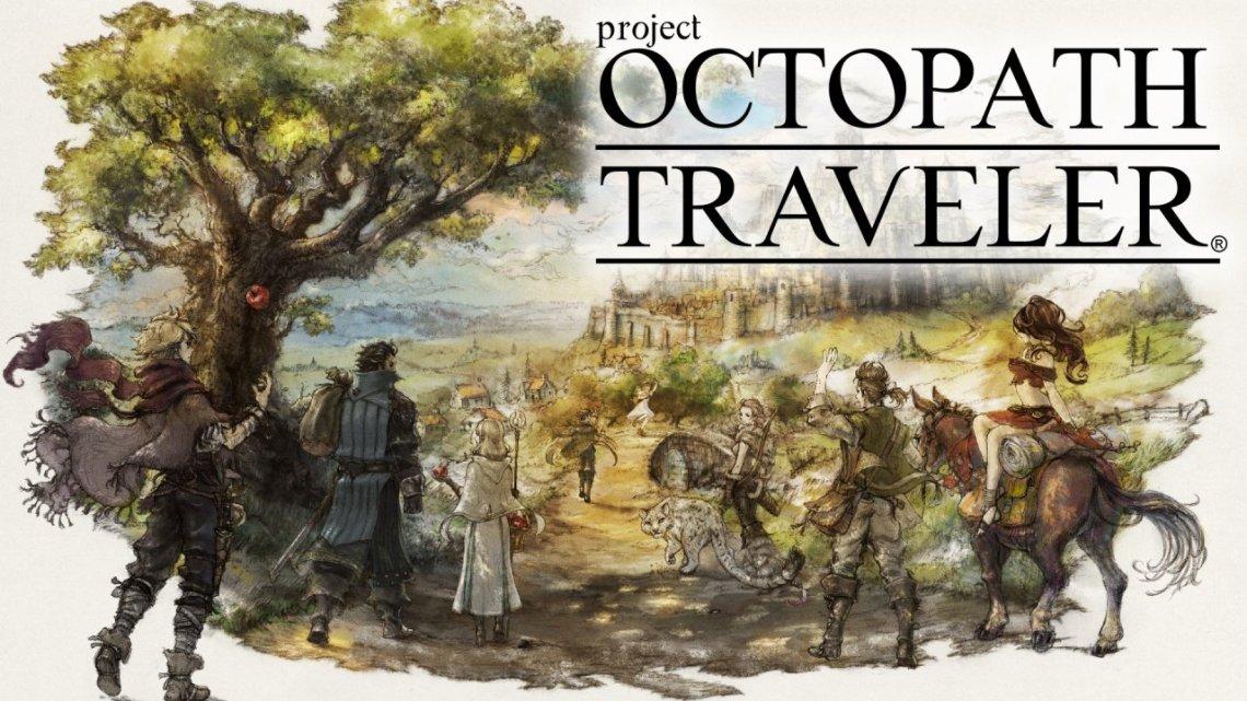 Octopath Traveler : toutes les infos du Nintendo Direct