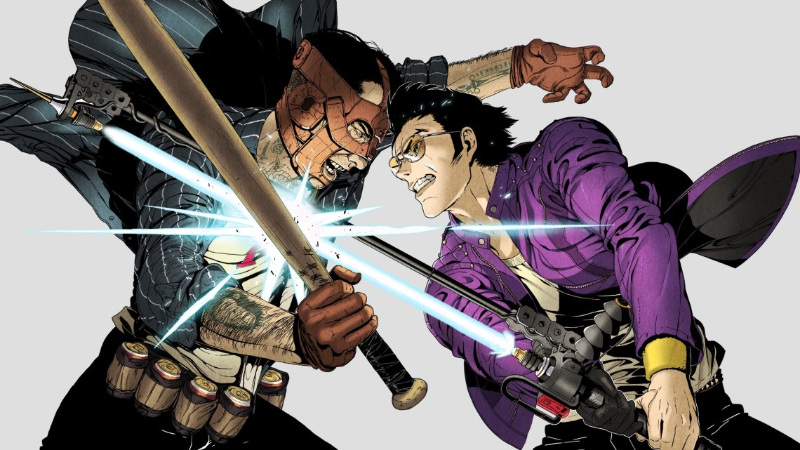 Nintendo Direct : Travis Strikes Again No More Heroes.