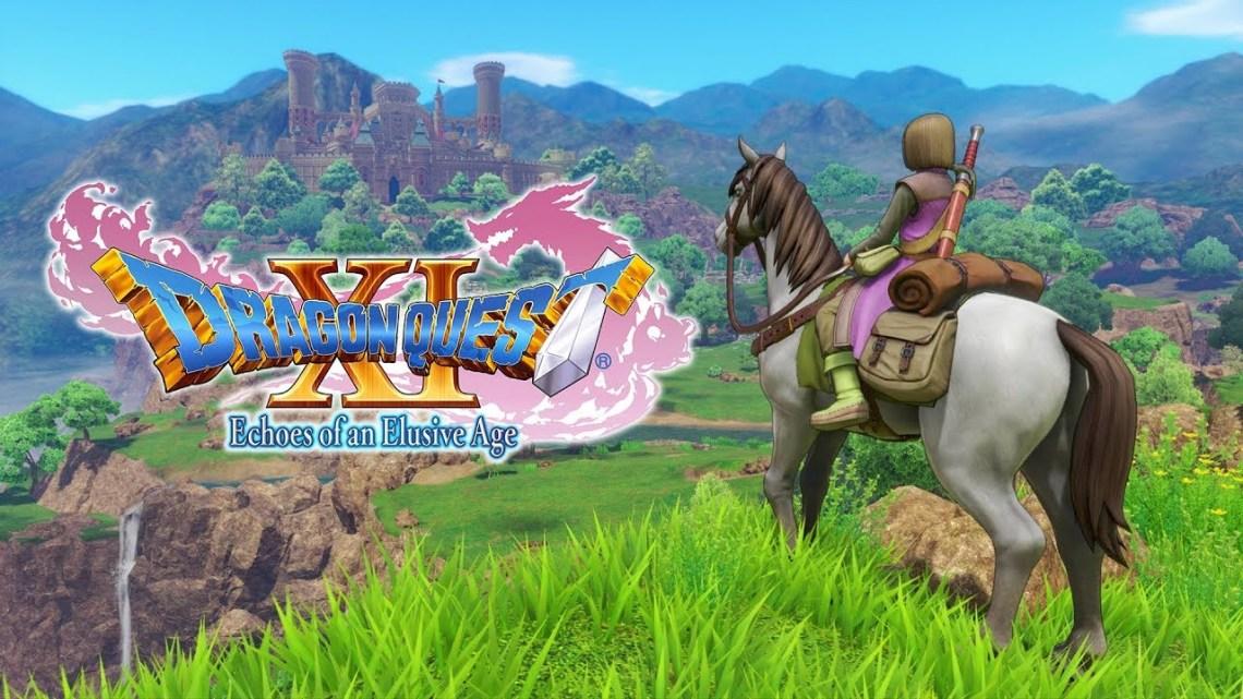 E3 2018 : Dragon Quest XI une date de sortie