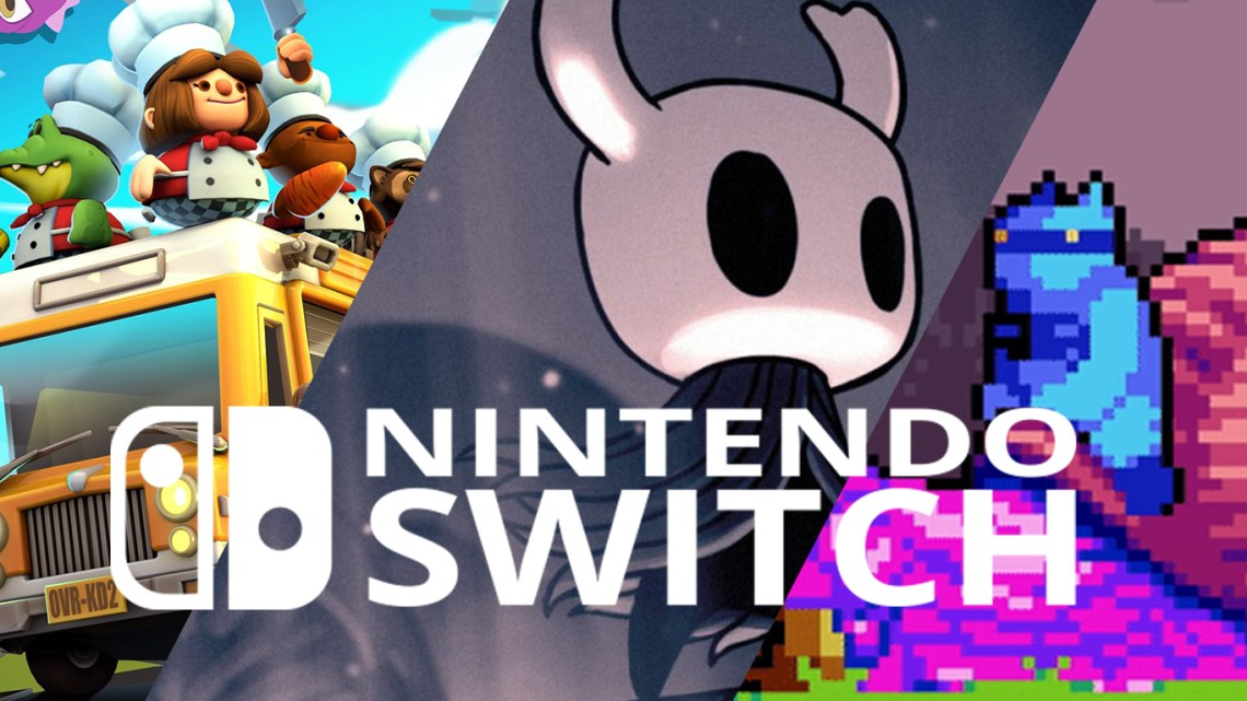 E3 2018 : Nintendo précise les dates de sorties de Overcooked 2, Killer Queen Black et Hollow knight